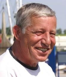 Leuchtturmwärter Hartmut Pinkall